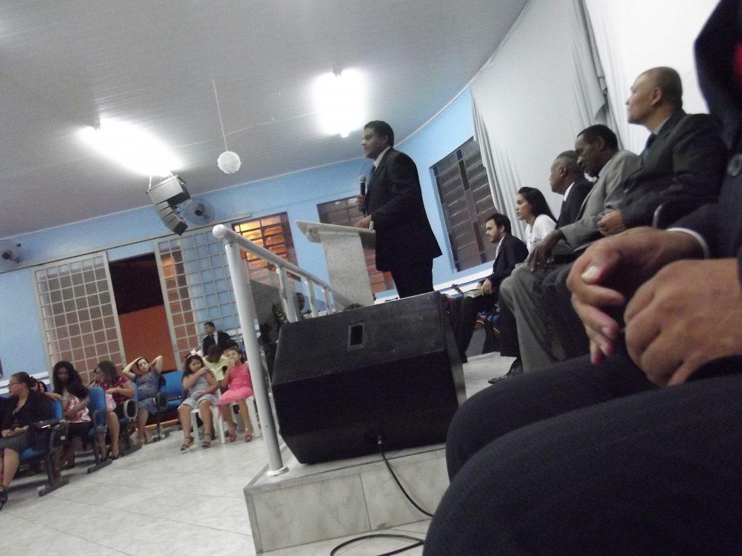 Culto de Missões
